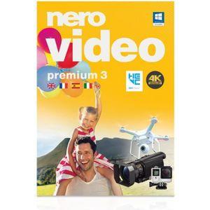 MULTIMÉDIA Nero Video Premium 3