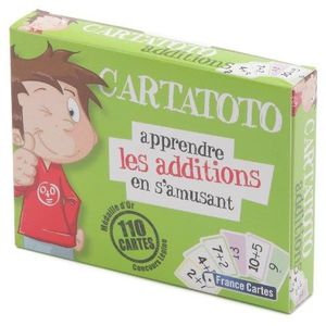 JEU SOCIÉTÉ - PLATEAU CARTAMUNDI Cartatoto Additions