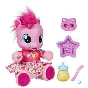 FIGURINE - PERSONNAGE My Little Pony Pinkie Pie Premiers Pas