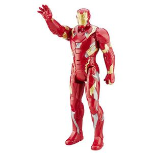 FIGURINE - PERSONNAGE AVENGERS - Figurine Electronique Iron Man 30cm