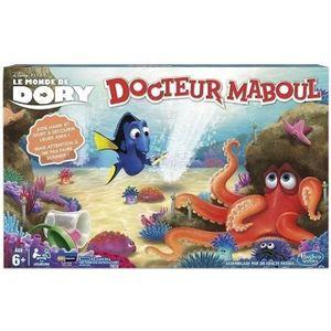 JEU SOCIÉTÉ - PLATEAU Docteur Maboul - Dory - HASBRO GAMING