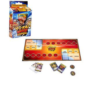 CARTE A COLLECTIONNER YO-KAI WATCH - Cartes Starter Pack