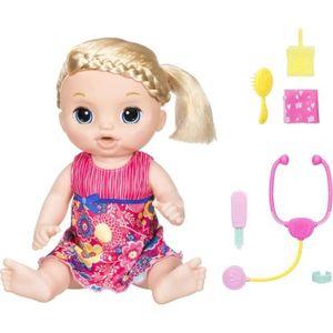 POUPÉE BABY ALIVE - Malade - Poupon à Fonctions