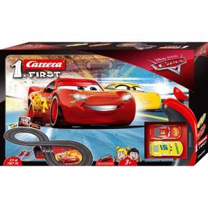 CIRCUIT CARRERA - Circuit électrique Carrera First Cars 3