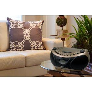 RADIO CD CASSETTE Metronic 477106  Radio - Lecteur CD - MP3 Portable