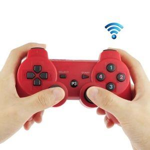 MANETTE JEUX VIDÉO Manette de jeux Sans Fil Double Shock III vibratio