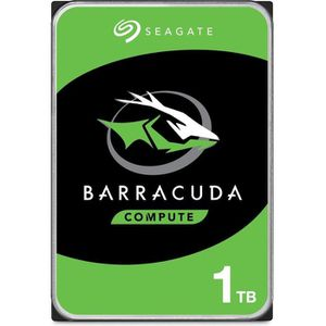 DISQUE DUR INTERNE SEAGATE - Disque dur Interne - BarraCuda - 1To - 7