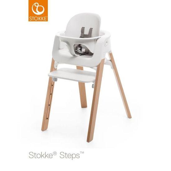 Tablette Steps blanche Stokke