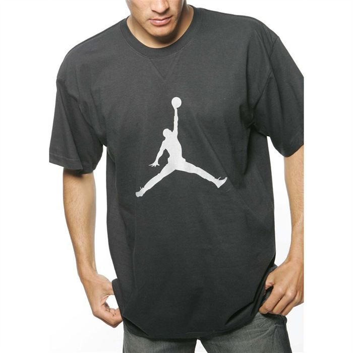 nike tee shirt long jordan jumpman basket homme achat. Black Bedroom Furniture Sets. Home Design Ideas