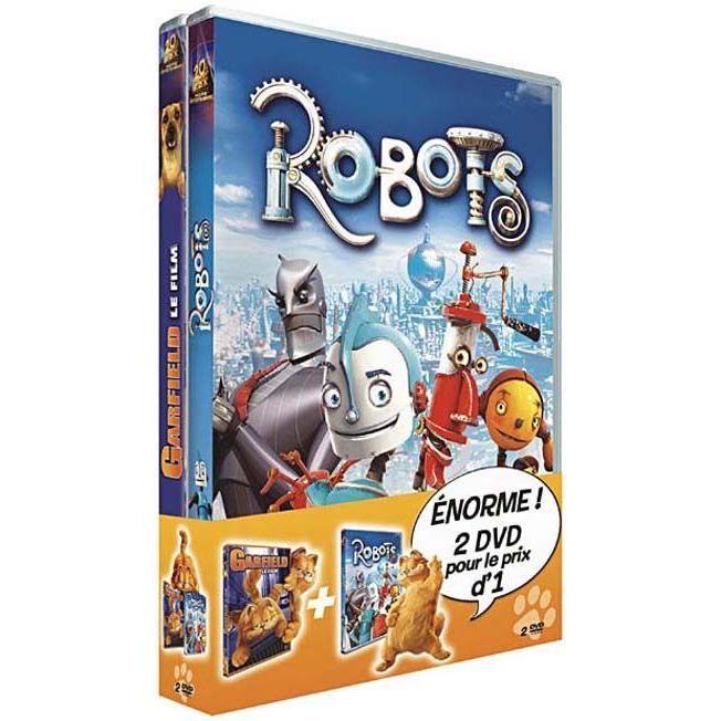 Dvd Garfield Le Film Robots En Dvd Dessin Anime Pas Cher Cdiscount