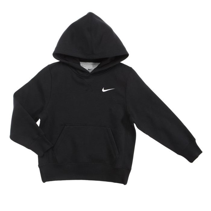 nike sweat capuche enfant noir achat vente sweatshirt cdiscount. Black Bedroom Furniture Sets. Home Design Ideas
