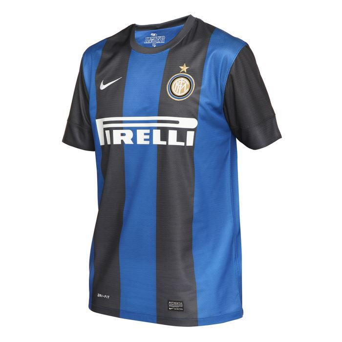 nike maillot supporter inter milan homme prix pas cher cdiscount. Black Bedroom Furniture Sets. Home Design Ideas
