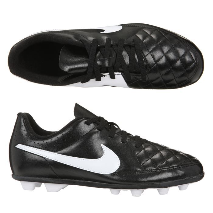 NIKE Chaussures Football Tiempo Rio 2 FG Garçon