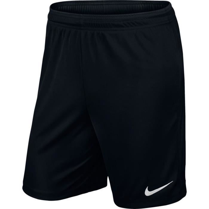NIKE Short Football Park II Knit Homme FTL