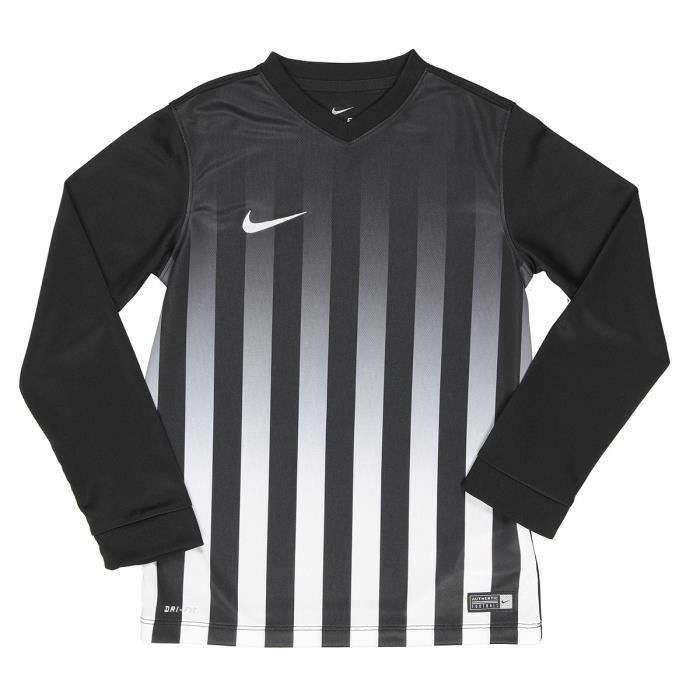 NIKE Maillot Manches longues Striped Division II Enfant
