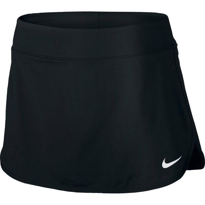 NIKE Jupe de tennis Pure - Femme - Noir