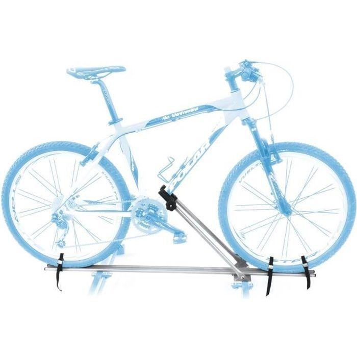 Porte-vélo de toit PERUZZO Imola alu Antivol avec bras articulé pour 1 vélo – Réf. 11102010