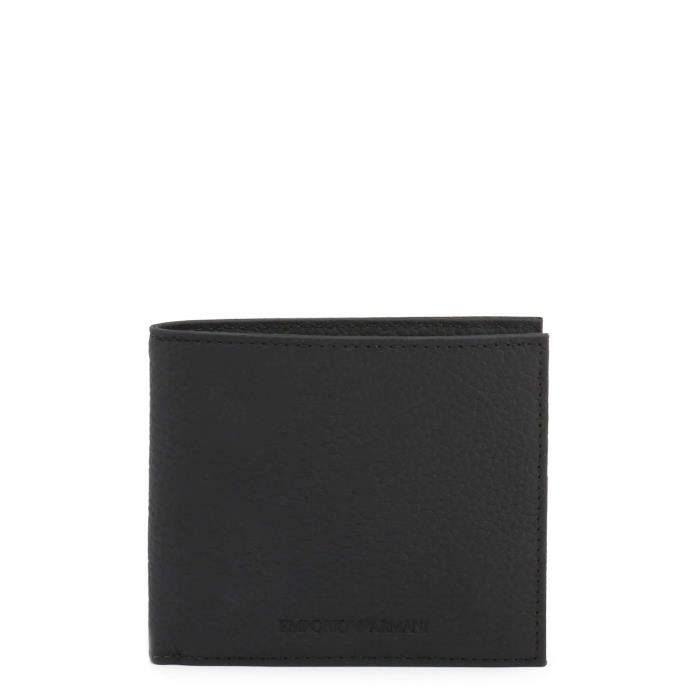 Armani - Portefeuille pour homme (Y4R168-YDB9E_81072) - Noir