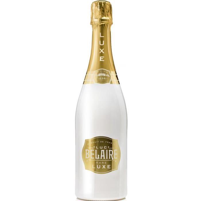 Luc Belaire Luxe - Vin effervescent Blanc