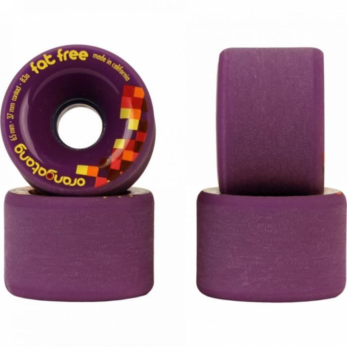 Orangatang fat free [x4]-65 - Violet