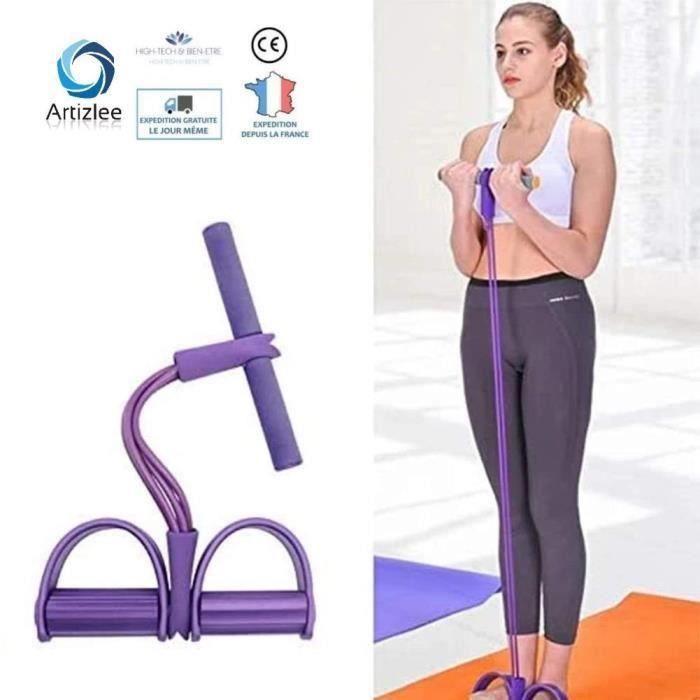 Artizlee Bande de Résistance Fitness Multifonction pour Traction Elastique Sport Gymnastique