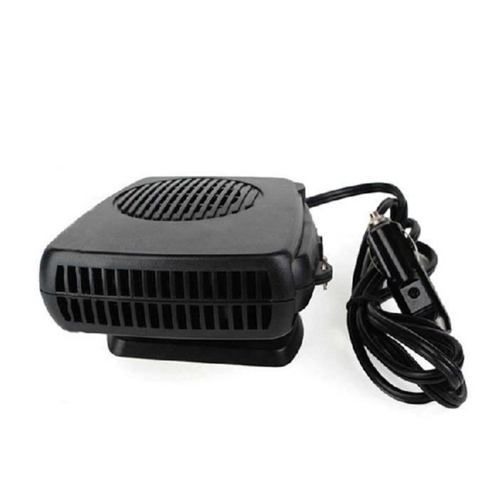 12V 200W Véhicules Voiture Goccessoires Portable Chauffage Refroidisseur Ventilateur De Refroidissement Dégivreur Demister - Go591