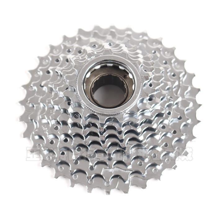 Pièce Détachée,Vtt montagne vélo 8 S-9 S Cassette roue libre 8 vitesses 9 vitesses volant moteur pièces de vélo - Type 9 speed 32T