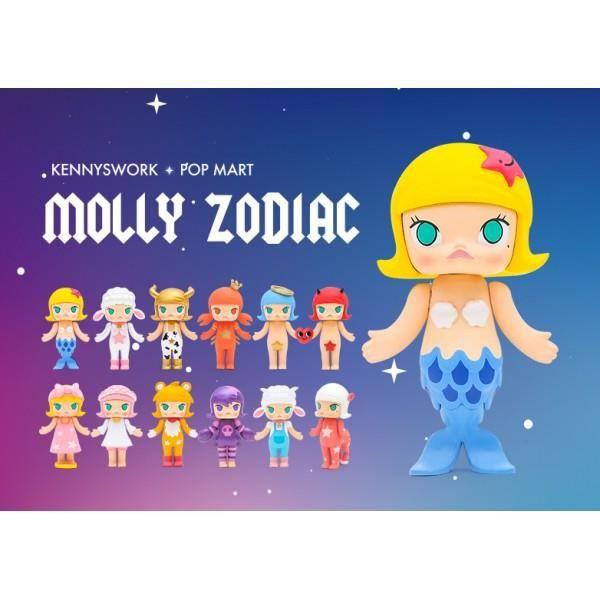 POP MART figurine Molly série Zodiac