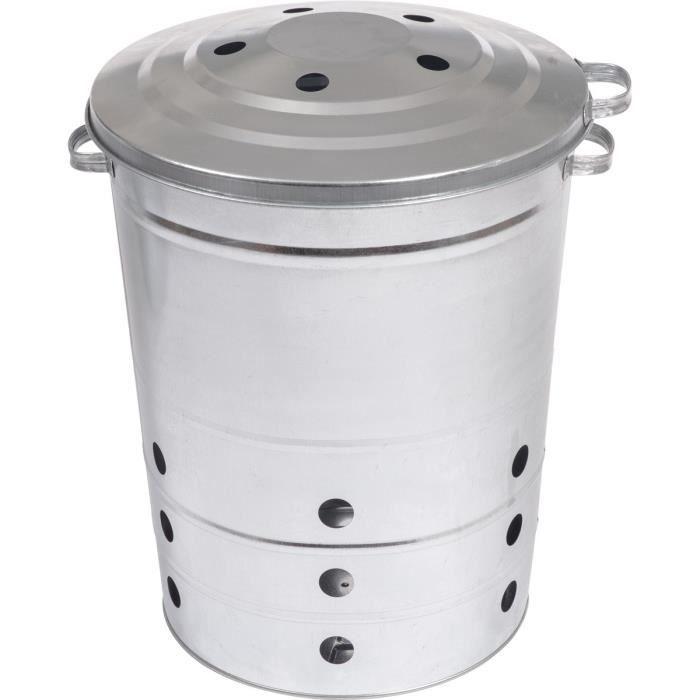 Composteur 80 l - Bac multi-usage - contenance (l):80