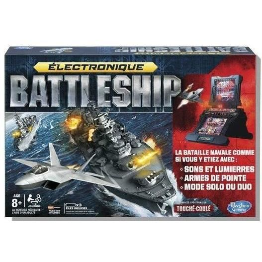 Battleship Deluxe Nouvelle Version