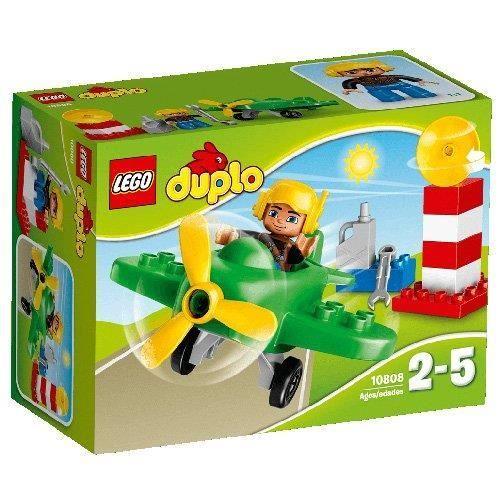 Lego 10808 - Duplo - Jeu De Construction - Le Petit Avion