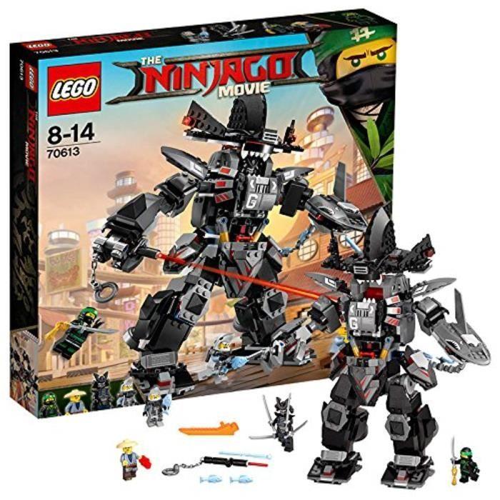 Jeu D'Assemblage LEGO G531M Ninjago Film - Garma Mecha 70613, 747 Pices Toy Building Construction Set