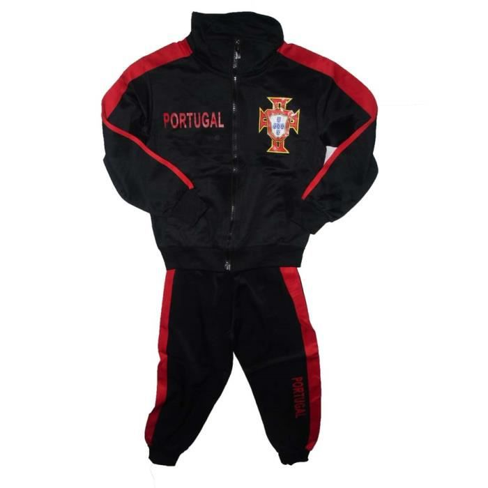 SURVETEMENT PORTUGAL 12 ans maillot foot