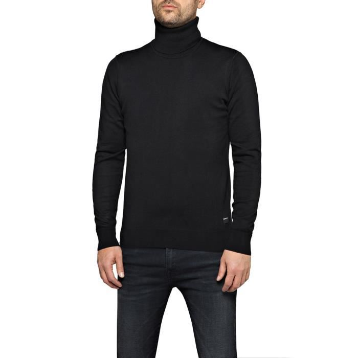 Replay Pull-Over Homme UK3060.000.G20990-098
