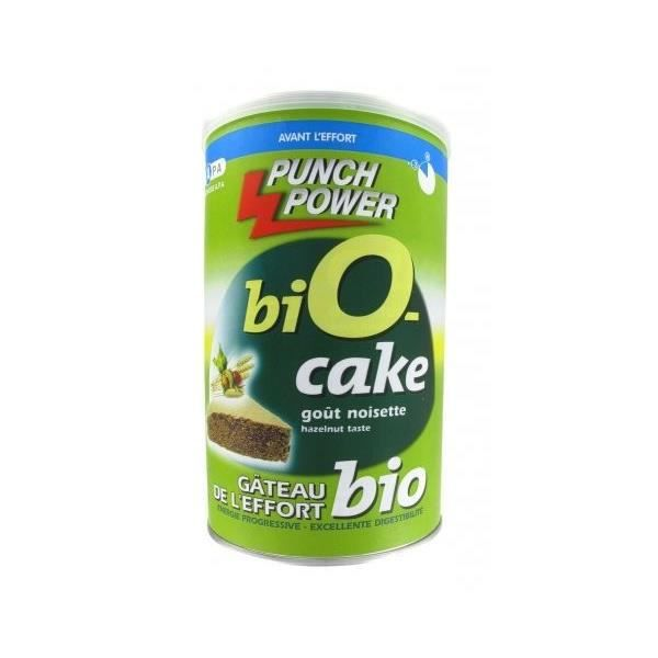 PUNCH POWER Biocake Coco chocolat - Pot 400 g