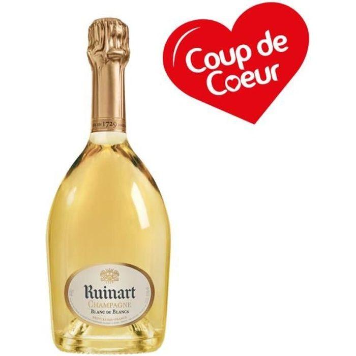 Ruinart Blanc de Blancs - Champagne - France -75cl