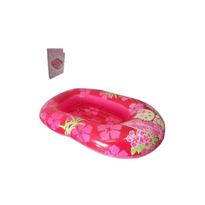 HELLO KITTY BATEAU GONFLABLE 120X80 CM.