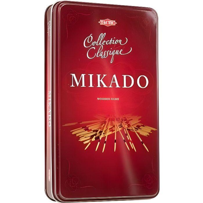 Mikado Boîte Métal