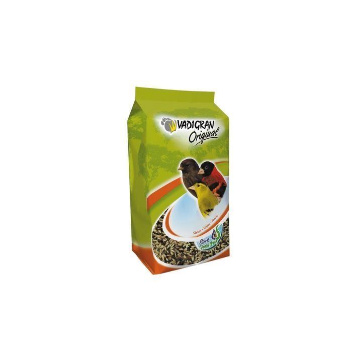 VADIGRAN Mélange de graines pour Tarins & chardonnerets ORIGINAL 800g
