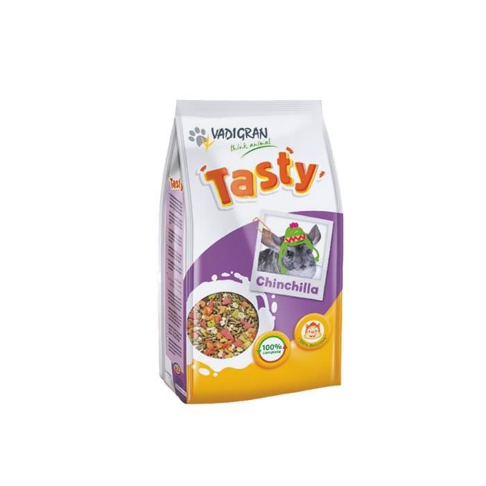 VADIGRAN Nourriture Tasty chinchilla 900g