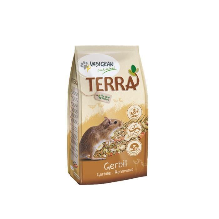 VADIGRAN Nourriture TERRA Gerbille 700g