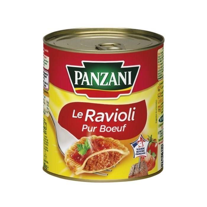 Ravioli pur bœuf 800 g Panzani