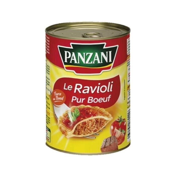 PANZANI Ravioli Pur Boeuf 1,2kg