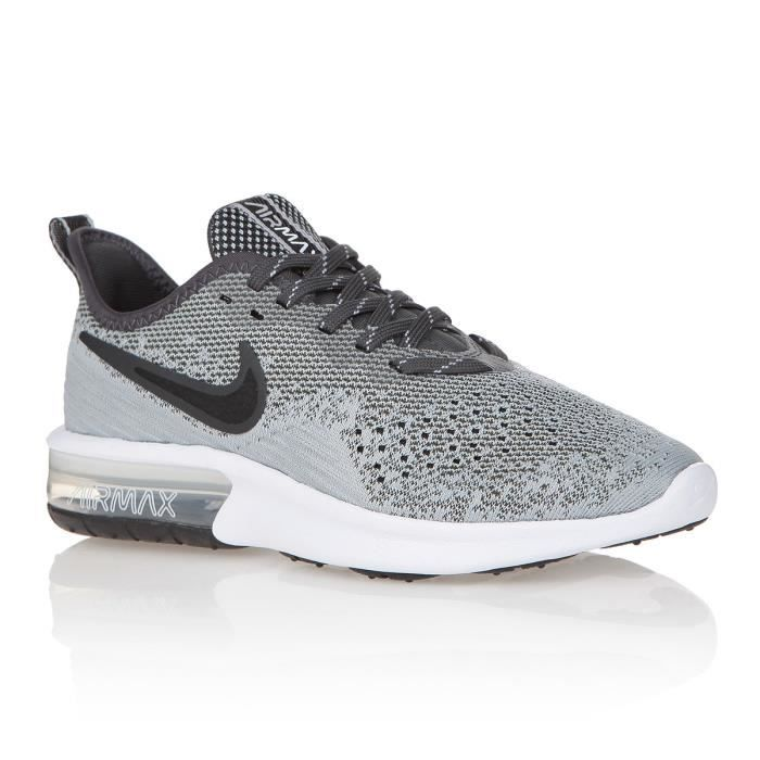 sports shoes 43371 6454f Basket nike femme air max