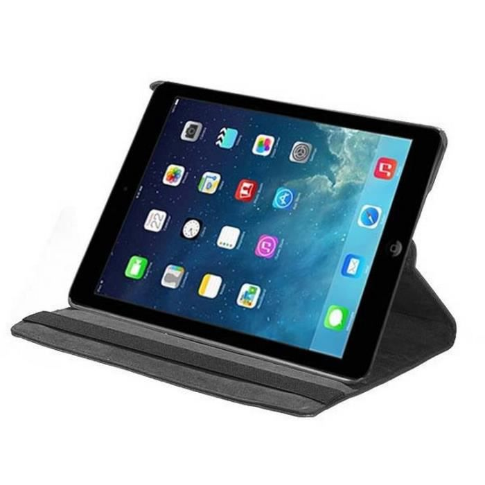 etui rotatif protection tablette apple ipad air 1 en. Black Bedroom Furniture Sets. Home Design Ideas