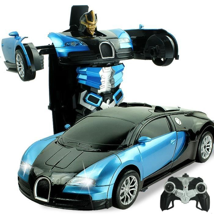 voiture t l command e bugatti transformateurs les jouets pour enfants achat vente voiture. Black Bedroom Furniture Sets. Home Design Ideas