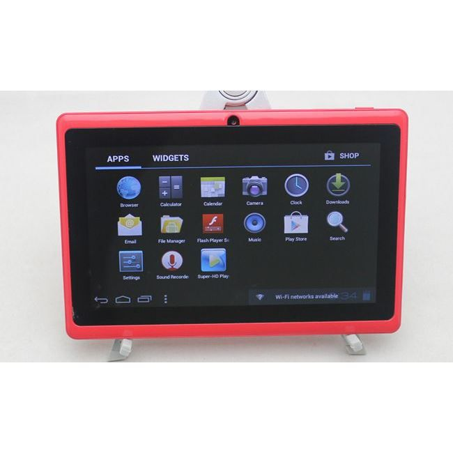 Tablette tactile 7 pouces 512mo 4hdd double cam ra achat vente tablette t - Tablette tactile but ...