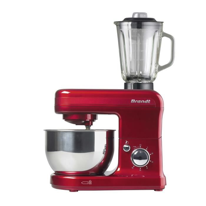 Kitchen machine brandt km544bg achat vente robot for Blender ou robot multifonction