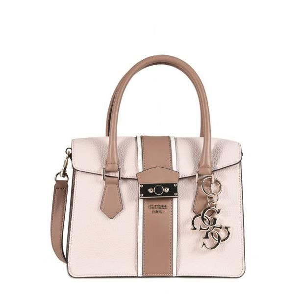 e5ef8f5fe5 Guess - Sac à main femme | LA HIP SG717105 - Couleur:Rose paste ...
