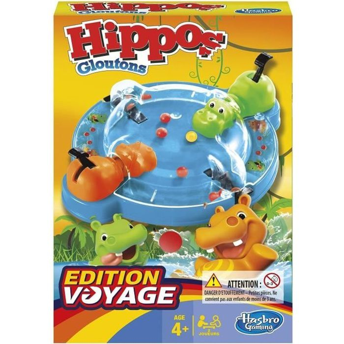 hippos gloutons voyage achat vente jeu soci t. Black Bedroom Furniture Sets. Home Design Ideas